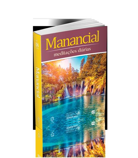Capa do Manancial 18 (2021)
